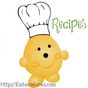 Recipe Graphic