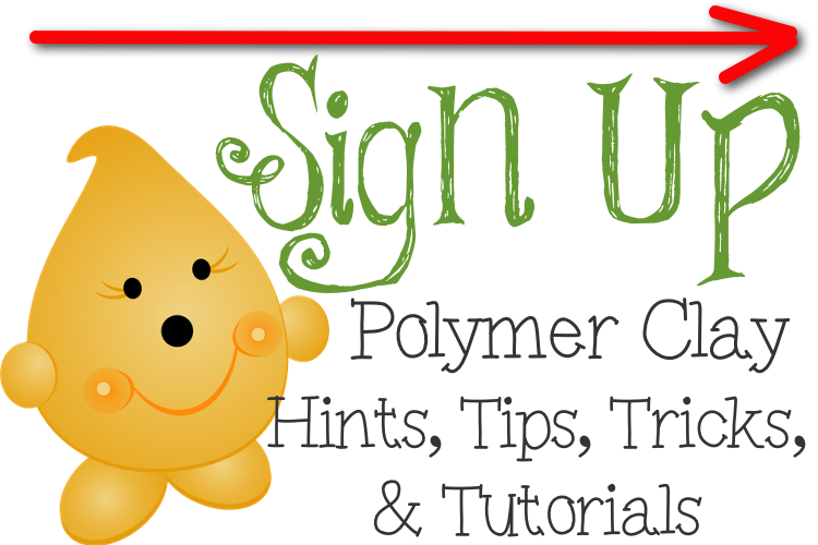 FREE Polymer Clay Tips & Tutorials in Your Email