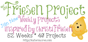 Friesen Project - Badge