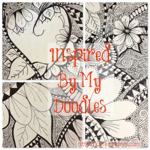 ZenDoodles by KatersAcres - Inspiration for Multidimensional Texture Plates on KatersAcres Blog http://katersacres.com