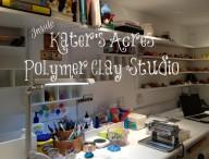 My Polymer Clay Studio in NorthWest Pennsylvania