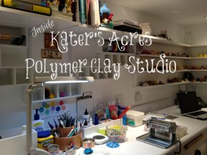Inside Kater's Acres Polymer Clay Studio - A Look at My Favorite Tools