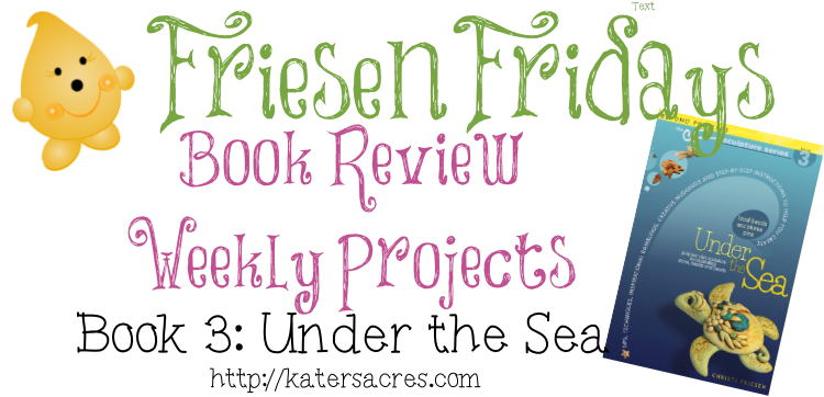 Friesen Fridays - Book 3 Under the Sea Review