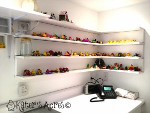 Kater's Acres Polymer Clay Studio - Parker Showcase