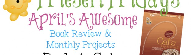 """The Friesen Project of 2013 - Book 4 """"Cats"""" Review by KatersAcres"""