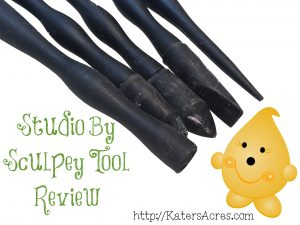 Katersacres Studio By Sculpey Tools Product Review For