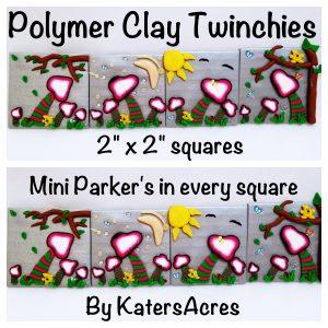 Parker Twinchies set by KatersAcres