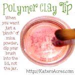 PCTip - Mica Powder Lid