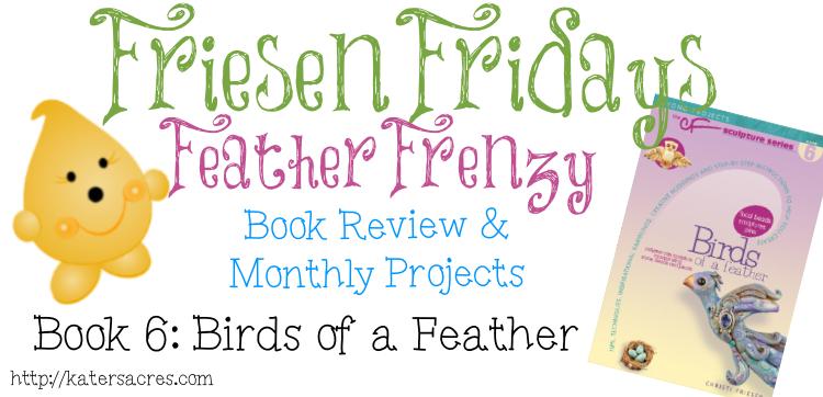 Friesen Fridays - Book 6 Birds of a Feather Book Review