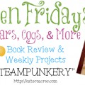 Friesen Fridays - Steampunkery by Christi Friesen | Book Review & Weekly Projects