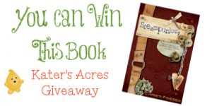 Enter to Win a Polymer Clay FREE Book Giveaway - Steampunkery by Christi Friesen on Kater's Acres Blog