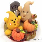"""""""Parker's Big Scare"""" StoryBook Scene Figurine 