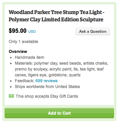 New Info Box at the Top of Etsy Listings by KatersAcres | Learn How to Succeed on Etsy with the Build Your Brand Series
