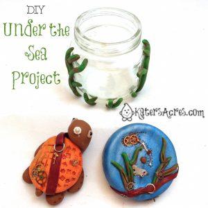 Turtle Jar Tutorial by KatersAcres