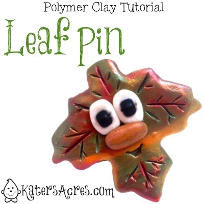 Fall Leaf Tutorial by KatersAcres