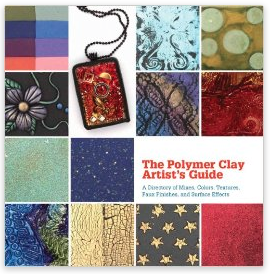 Marie Segal's The Polymer Clay Artist's Guide Book Review by KatersAcres