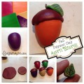 Polymer Clay Acorn Tutorial by KatersAcres