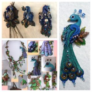 Peacocks by Kristen Wright, Rian Sanderse, & Laurie Grassel