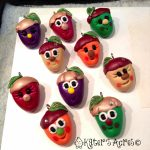 Polymer Clay Acorns by KatersAcres