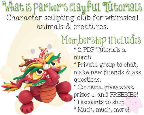 Parker's Clayful Tutorials Club for Sculptors | Join Now