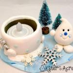 Winter Wonderland StoryBook Scene by KatersAcres