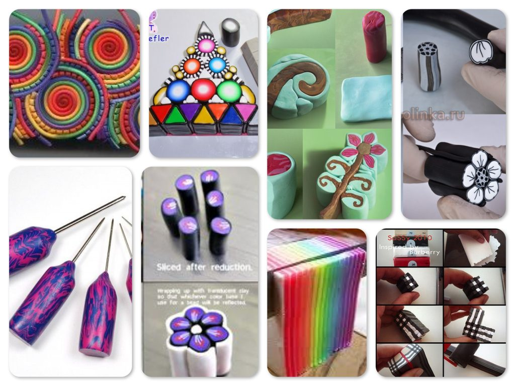 Polymer Clay Tutorial Round Up by KatersAcres