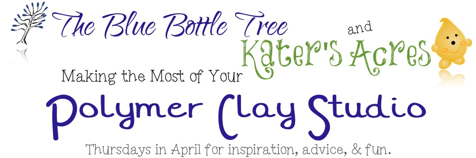 Making the Most of Your Polymer Clay Studio | Brought to You by The Blue Bottle Tree & Kater's Acres