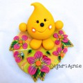 Spring Flower Parker StoryBook Scene by KatersAcres
