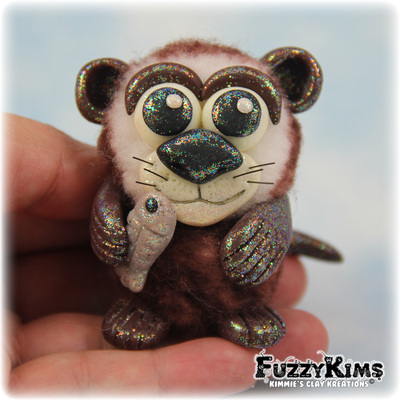 FuzzyKims Otter by Kimmie Anne