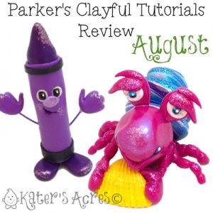 August Polymer Clay Tutorial Club Review | Click to Join Now