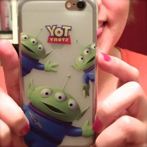 New iPhone 6 Phone Case | Little Green Men from Toy Story
