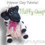 Polymer Clay Sheep Tutorial by KatersAcres
