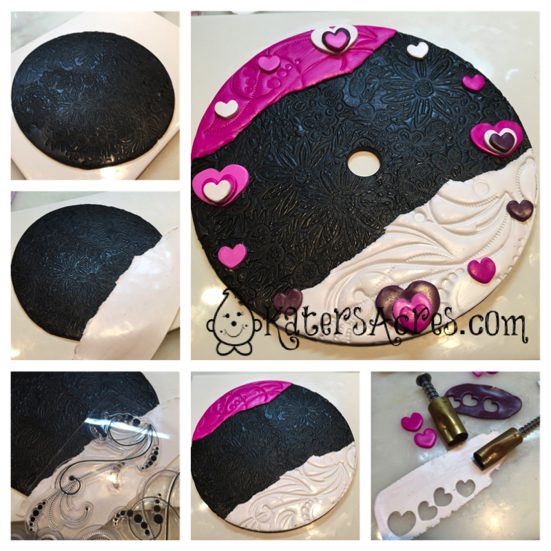 February Pavelka Project - Time Flies - Polymer Clay Clock Tutorial | Decorating Your Clock