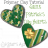 Polymer Clay St Patricks Day Hearts Tutorial by KatersAcres