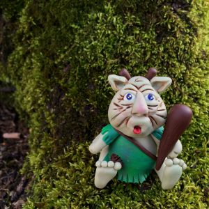 Polymer Clay Fantasy Troll Tutorial by KatersAcres