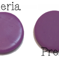 2015 Polyform Color Review - Premo Sculpey Polymer Clay in Wisteria