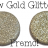 2015 Polyform Color Review - Premo Sculpey Polymer Clay in Yellow Gold Glitter