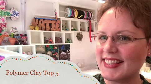 Polymer Clay Top Five Series with KatersAcres