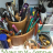 Inside KatersAcres Polymer Clay Studio, What's In My Spinner | Come and See the Tools I Use Daily