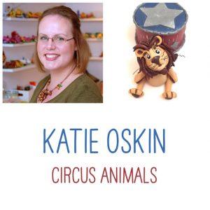 Polymer Clay Adventure - Katie Oskin