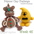 2015 Polymer Clay Challenge - Week 45 with KatersAcres