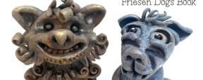 Polymer Clay Dog Gargoyle Tutorial by KatersAcres
