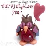 Happy Valentine's Day - OWL Always Love You