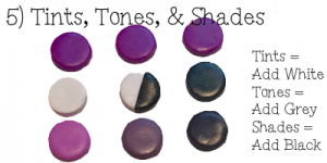 Polymer Clay Color Play Tutorial by KatersAcres - Step 5