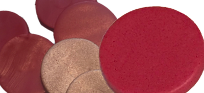 Polymer Clay Color Recipe for Kissable Red by KatersAcres