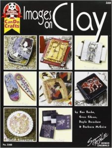 Images on Clay Polymer Clay Book by Barbara McGuire