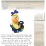 KatersAcres Duck in Umbrella Tutorial PREVIEW