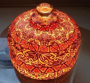 Cheese dome by Teresa Pandora Salgado