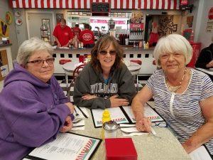 Deb, Mary, & Stephanie
