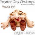 #2016PCChallenge, Week 22 by Katie Oskin of KatersAcres